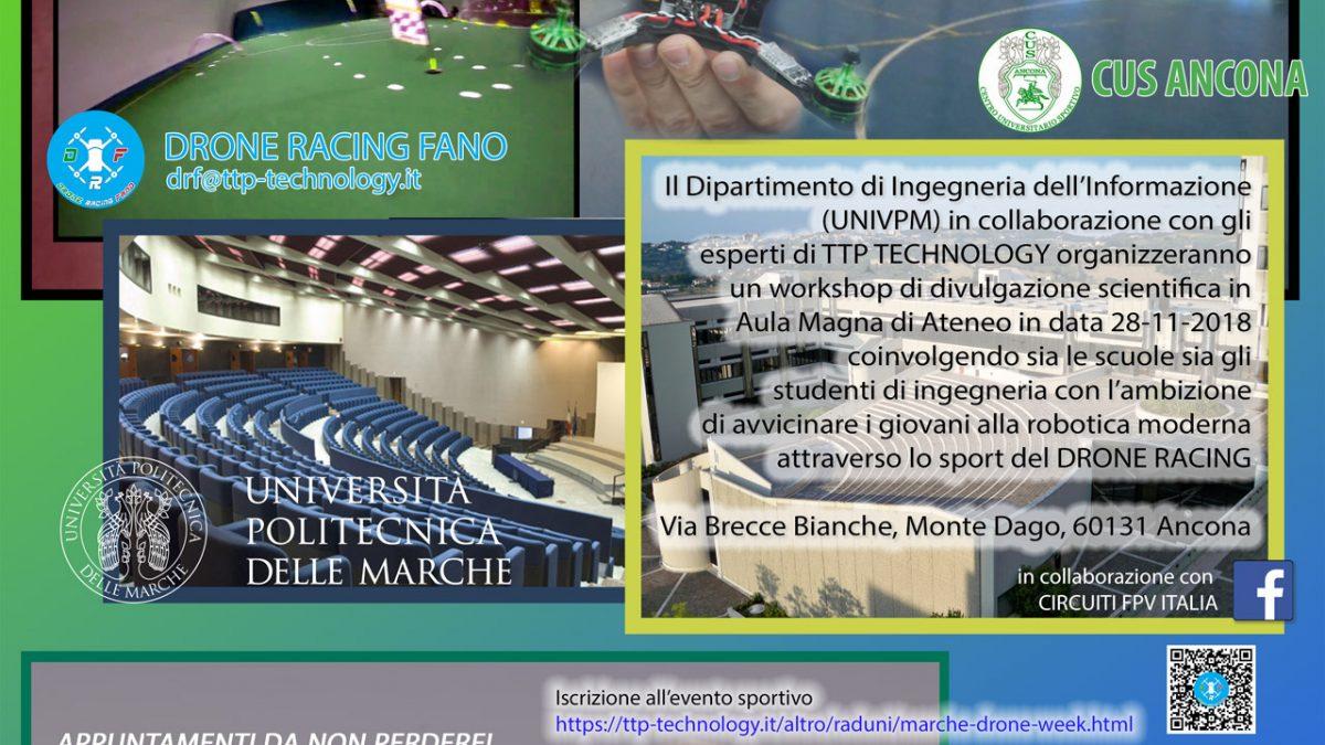 Marche Drone Week